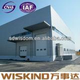 Heiße Verkaufs-schnelle Aufbau-Leuchte-neues freundliches vorfabriziertes Stahlgebäude