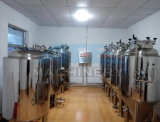 Fermentadora inoxidable revuelta mecánica sanitaria de Sreel para la planta (ACE-FJG-T6)