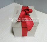 Caja de empaquetado impresa del regalo de papel cosmético del perfume