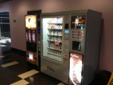 Nieuw Snack en SOFT Drink Vending Machine lv-X01 met Ce Approved