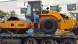 14 톤 단 하나 드럼 유압 진동하는 쓰레기 압축 분쇄기 도로 롤러