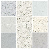 Vanity Top를 위한 아크릴 Solid Surface Engineered Artificial Quartz Stone
