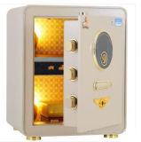 Nueva caja fuerte de lujo del hotel del oro con alta calidad
