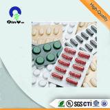 Лист PVC фармации кристально чистый для микстуры