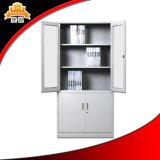 Шкаф кухонного шкафа двери офисной мебели 4 дверей стеклянный