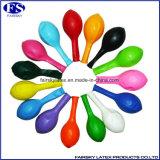 Vrije Steekproeven 50 Ballon van het Latex van de Kleur van PCs de Standaard voor Partij