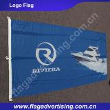 De Vlag van de Reclame van de polyester, de Vlag van de Vertoning, de Afdrukkende Banner van de Douane