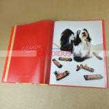 Longue impression de livre de livre À couverture dure de durée de qualité de fournisseur de professionnel de la Chine