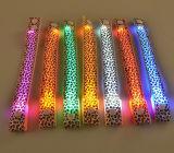 Heißer Verkaufs-Leopardbunter LED Wristband für Partei mit Firmenzeichen-Druck