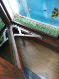 Het geluiddichte Openslaand raam van pvc met Hoogste Waaiervenster (bhp-CWP23)