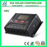 30A 12/24/36/48V PWM Solarladung-Controller (QWP-SR-HP4830A)
