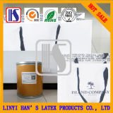 Adhesivo de pegamento líquido acrílico blanco no tóxico a base de agua para sellado