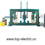 에폭시 수지 절연체 주조를 위한 기계를 죄는 Tez-100II 모형 APG