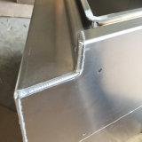 ミニバンのためのレーザーのカットシート金属部分のアルミニウム道具箱