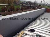 Membrane imperméable à l'eau blanche d'OEM/grise haut r3fléchissante de Tpo