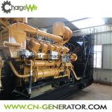 Generatore del biogas della centrale elettrica del biogas del concime della mucca calore e di potere unito 500kw