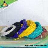Texturized Glasvezel Gevlechte Sleeving die Draden/Kabels/Slangen/Buis/Pijp beschermen