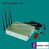 Jammer interno do sinal do jammer do telefone de pilha/telefone (GW-JB)