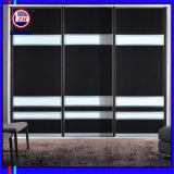 De witte en Zwarte Gemakkelijke Garderobe van het Ontwerp (ZH025)