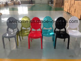 Sophia Chair, Opera Chair, Ghost Chair, Cadeira de jantar, Cheap Plastic Chair, Clear Chair
