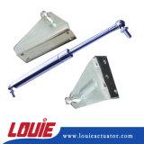 17ボートLGP6-170-40の支柱の支柱の棒RVのキャンピングカーのためのインチ(全長) 40lbsロードガスばね