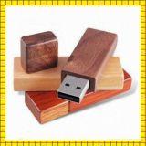 고품질 싼 Eco 나무로 되는 USB 섬광 드라이브 (GC--001)