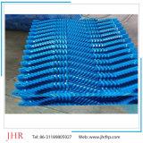 PP PVCは冷却塔のためのパッキングフィルター水処理を満たす
