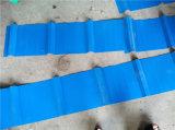 Стальная плита покрасила плитку гальванизированная стальная Corrugated, котор крыша формировать машину