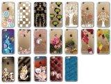 주문 Crystal Hard Cell 또는 iPhone Se 6s/Samsung S7/Huawei/Sony를 위한 Mobile Phone Case