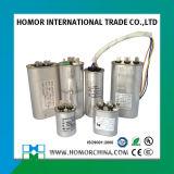Алюминиевый конденсатор конденсатор/Cbb65 бега Cbb65
