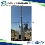 Incinerador da gestão de resíduos para o uso da clínica