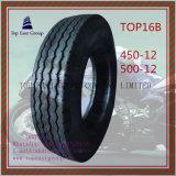 Lange Lebensdauer-inneres Gefäß des Nylon-6pr, Motorrad-Gummireifen 450-12, 500-12
