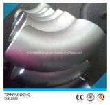 Cotovelo conservado em estoque do aço inoxidável 304/304L/316/316L da fábrica
