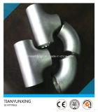 Guarniciones de tubo sanitarias inconsútiles del acero inoxidable de la categoría alimenticia del ANSI ASTM