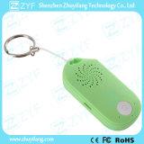カメラの写真シャッター(ZYF3070)が付いているKeychain反失われた小型Bluetoothのスピーカー