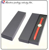 Cadre de mémoire en cuir de luxe d'étalage d'emballage de montre (Sy04)