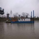 在庫の耐久のカッターの吸引の浚渫船