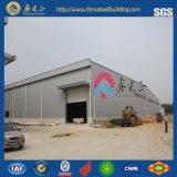 Fabricante profesional del taller de la estructura de acero de China (SS-340)