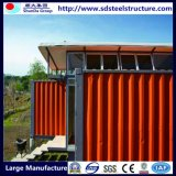 Prefabricated 출하 40FT 접히는 팽창할 수 있는 호화스러운 콘테이너 집값