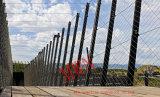 バルコニーの保護の網(ロープの網)