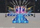 Het Stadium van het Glas van het Zwembad van DJ van de Loopbrug van de Gebeurtenis van het Aluminium van de bundel