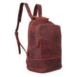 Backpack компьтер-книжки мешков школы кожи нестандартной конструкции самый лучший для девушок