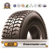 Neumático certificado GCC 315/80r22.5 del neumático TBR del carro del ECE del PUNTO