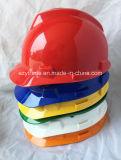 Casque de sûreté normal de protection principale du travailleur de la construction 4point de la CE