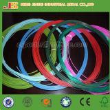 Kurbelgehäuse-Belüftung beschichtete galvanisierte Ring-Eisen-Drähte, bindener kleiner Ring-Draht