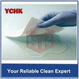 Nessun pulitore a gettare di Microfiber del locale senza polvere del taglio ISO5 Texwipe del laser delle particelle