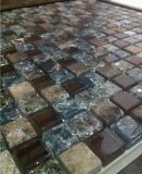 8mm Ice Crack Glass Stone Mosaic (VMS8102)
