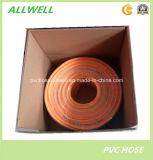 """Желтый шланг 8.5mm брызга воздуха давления PVC высокий 5/16 """""""