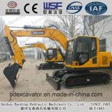 Máquinas escavadoras da esteira rolante da maquinaria de Baoding com motor de Yanmar
