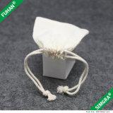 Großverkauf passt Baumwolldrawstring-Beutel an